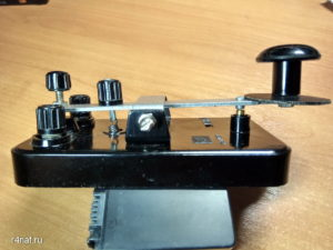 Educational telegraph key, USSR