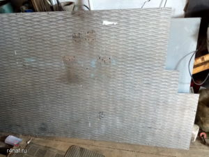Aluminum sheet 4mm