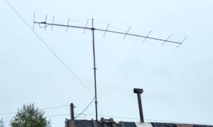 УКВ антенна YU7EF 10элементов