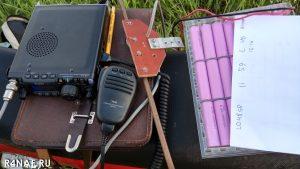 УКВ соревнования, мое оборудование yaesu ft-817nd
